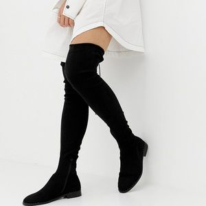 ASOS Petite Over the knee Boots